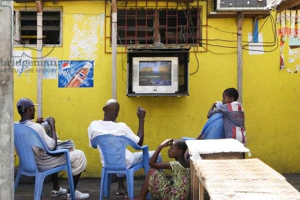 Abidjan, (photo)