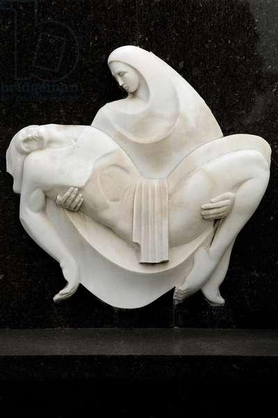 Pieta (marble)