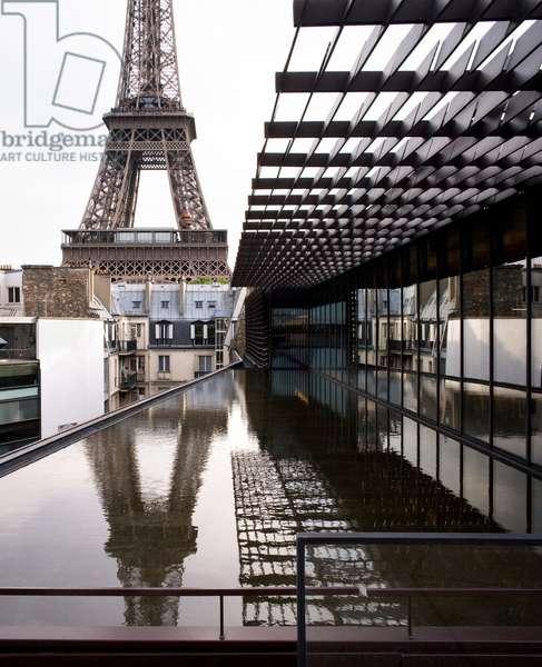 Musée du Quai Branly, Jean Nouvel, Paris (photo)