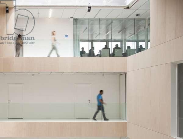 CFE headquarters, Rubelles, Seine-et-Marne, France (photo)