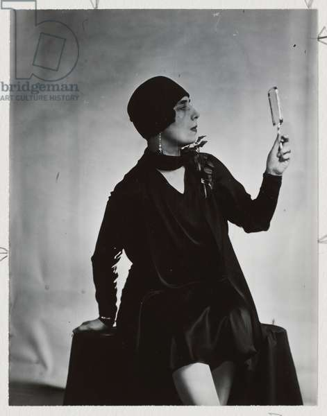 Portrait of Princess Marthe Bibesco, 1927, printed 1982 (gelatin silver print)