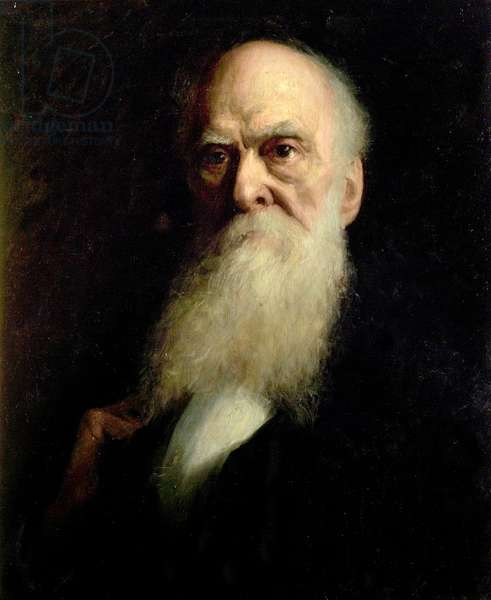 William Harold Cubley, c.1892 (oil on canvas)