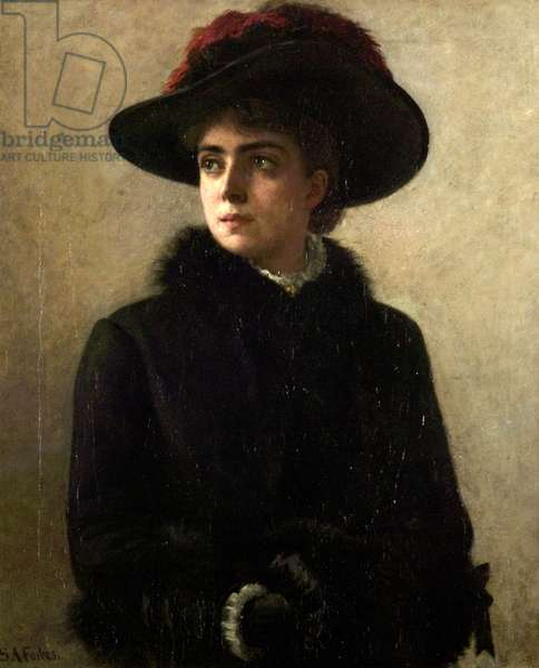 Florence, 1878 (oil on canvas)