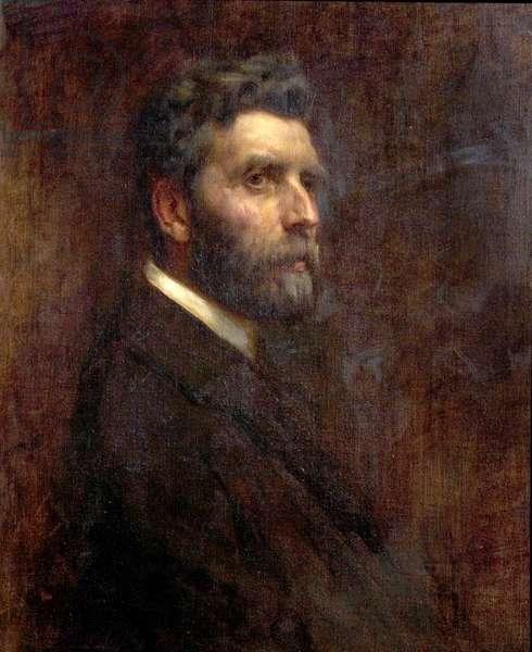 William Kiddier, 1934 (oil on canvas)