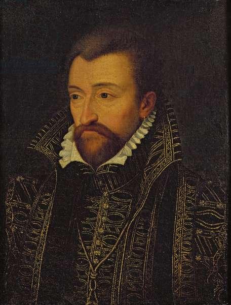 Antoine de Bourbon (1518-62) (oil on canvas)