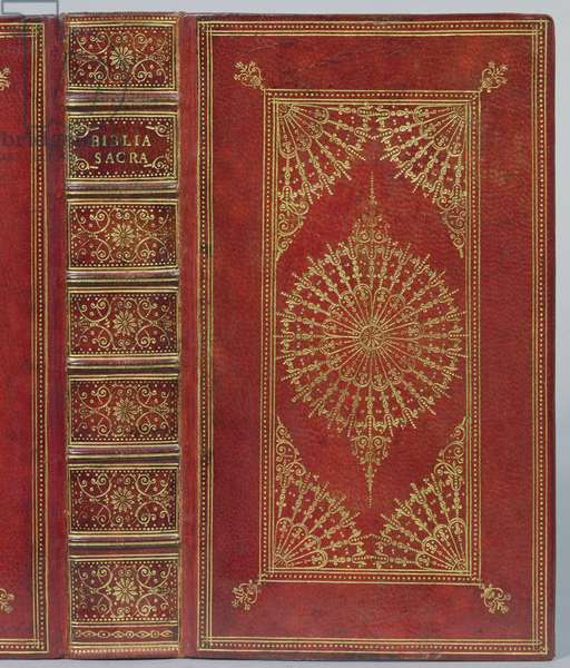 Bishops Bible, 1630 (gold and leather)