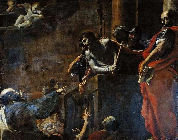 Ecce Homo, c.1656-66 (oil on canvas)