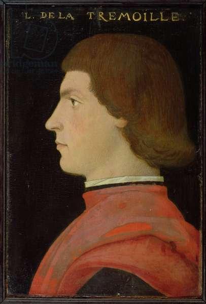 Louis de la Tremoille (1460-97) (oil on panel)