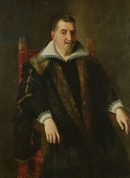Portrait of Asdrubale Mattei di Giove (1556-1638) c.1615 (oil on canvas)