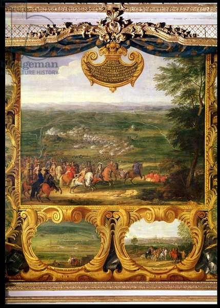 The Battle of Nordlingen, 3rd August 1645, 1686-94 (oil on canvas)