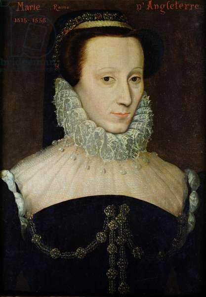 Mary Tudor (1516-58)