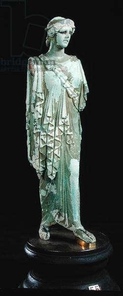 Minerva or Athena (bronze)