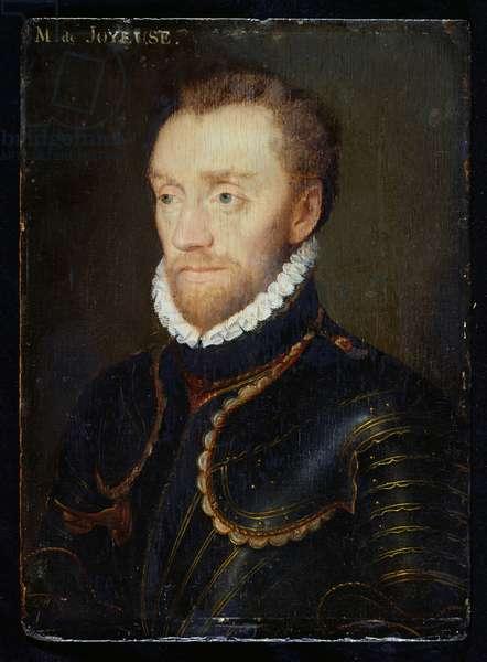 Portrait of Anne (1561-87) Duke of Joyeuse (oil on panel)