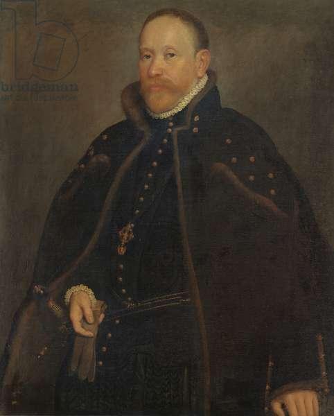 Portrait of Bonifacio Agliardi, c.1565 (oil on canvas)