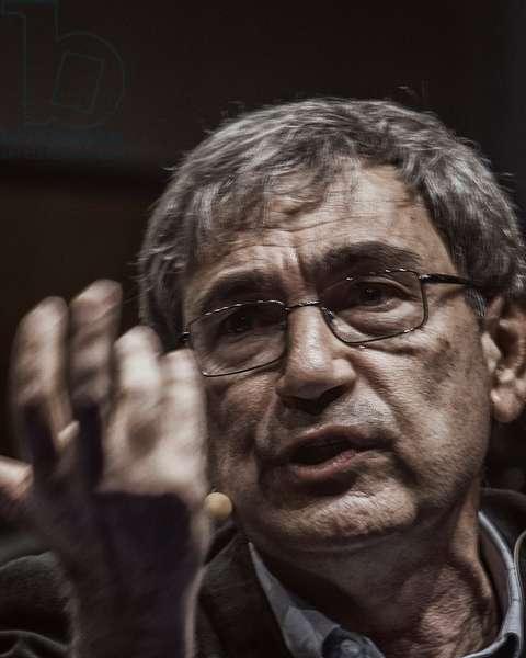 Orhan Pamuk, Nobel Prize in Literature 2006
