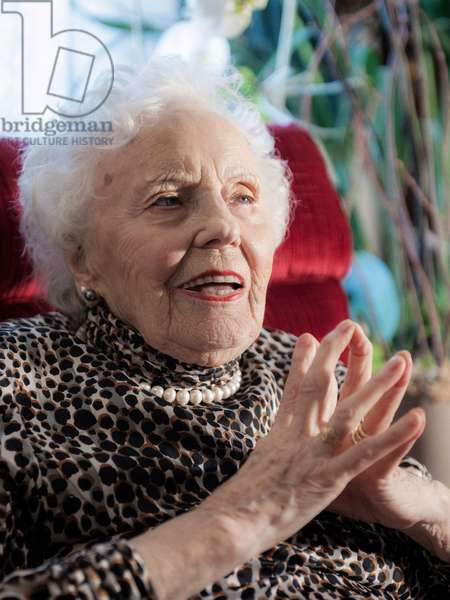 Magda Olivero (born 1910)