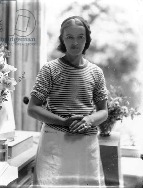 Portrait of Barbara Hepworth, 1932