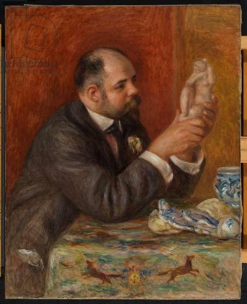 Portrait of Ambroise Vollard, 1908 (oil on canvas)