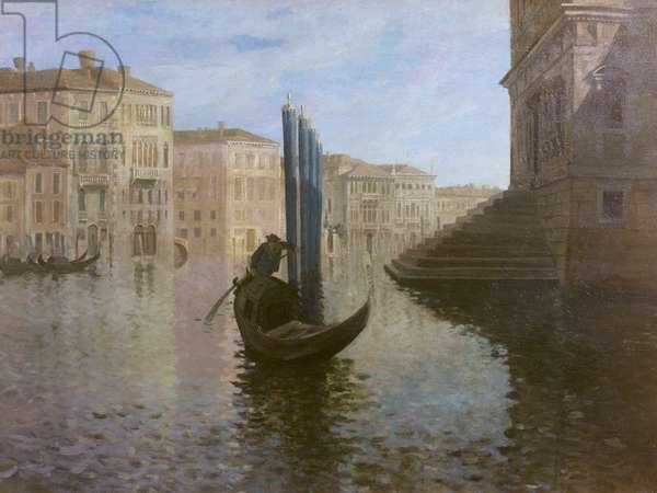 Venice, 1890-99 (oil on canvas)