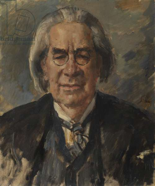 Portrait of Lord Conway of Allington, 1930 (oil on canvas)
