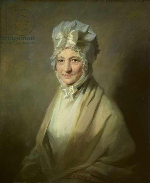 Portrait of Mrs. Malcolm, c.1778 (oil on canvas)