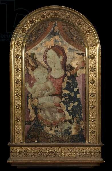 Madonna and Child, c.1460-70 (tempera on panel)