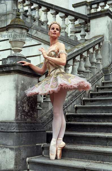 Deborah Bull in 'Sleeping Beauty' (photo)