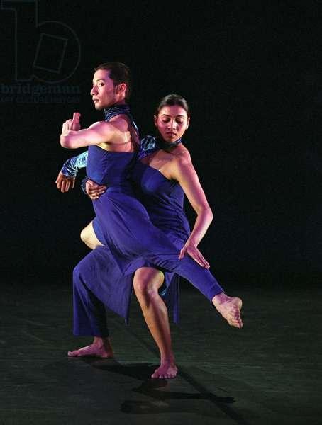 Shobana Jeyasingh Dance Company 'Phantasmaton'