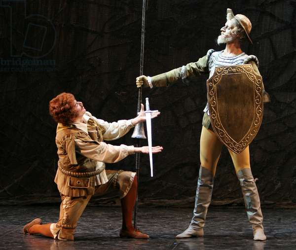 Moscow Stanislavsky Ballet in 'Don Quixote'.