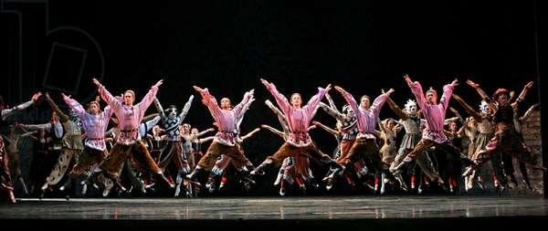 'Firebird' by Birmingham Royal Ballet (photo)