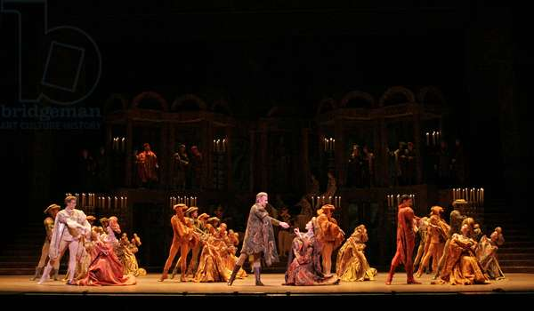 Royal Ballet, 'Romeo and Juliet' (photo)