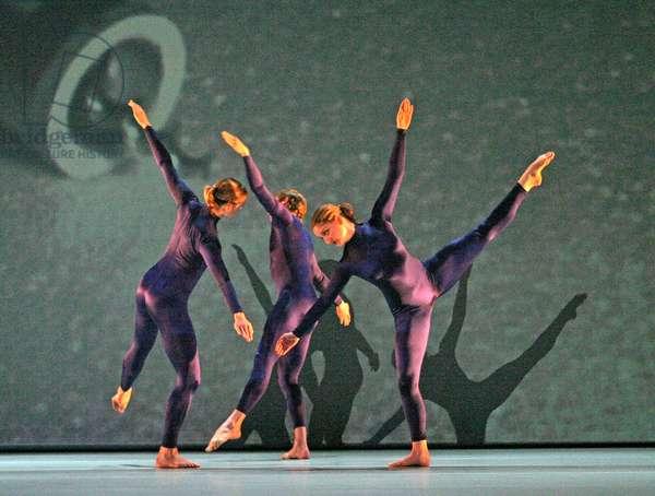 Merce Cunningham Dance Company's 'Events'.