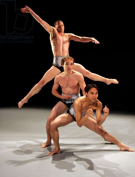 Dam Van Huynh, Franklyn Lee and David Mack in 'Collision', The Place Prize Finalist 2008
