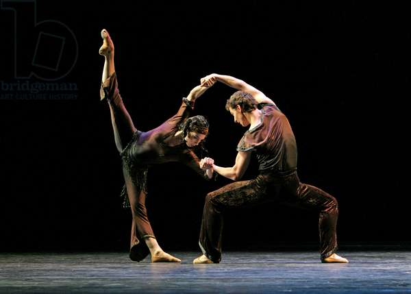 Royal Ballet 'Three Songs - Two Voices' (photo)