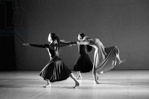 London Contemporary Dance School (b/w photo)