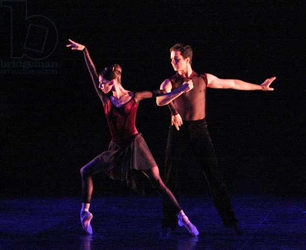 Begona Cao and Arionel Vargas in 'Resolution'