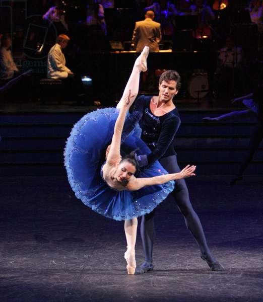 Daria Klimentova and Friedmann Vogel
