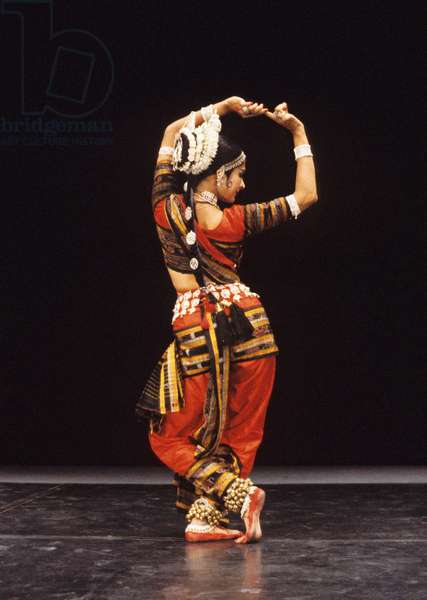 Odissi Dance, Sanjukta Panagrahi