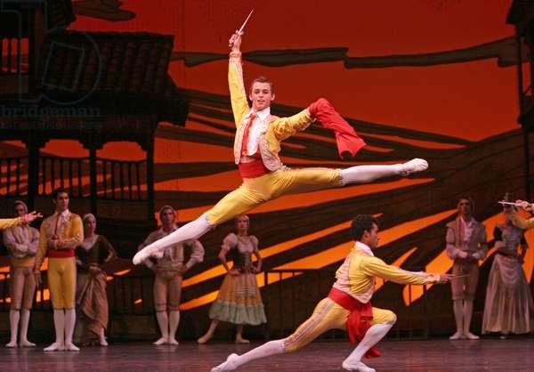 Don Quixote by Ballet Nacional de Cuba (photo)