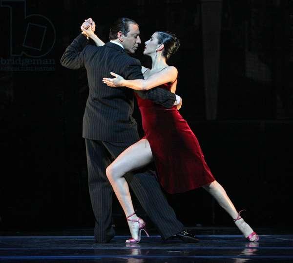 Tango por dos - (photo)