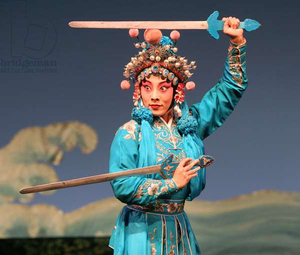 National Beijing Opera Company of China. 'The Legend of the White Snake' (photo)