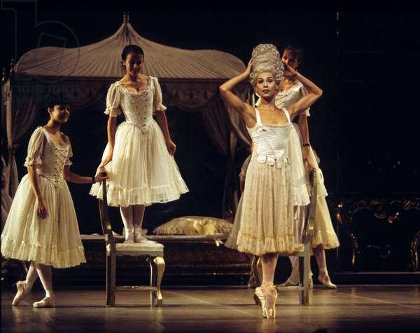 Caroline Mathilde at the London  Royal Opera House