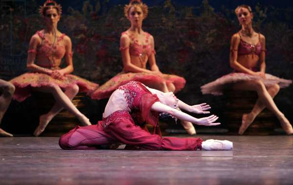 Royal Ballet La Bayadere. (photo)