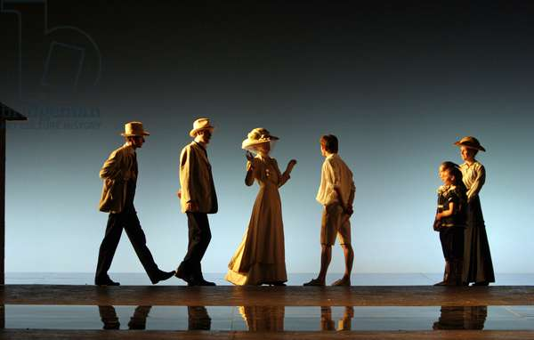 Benjamin Britten 's opera (photo)