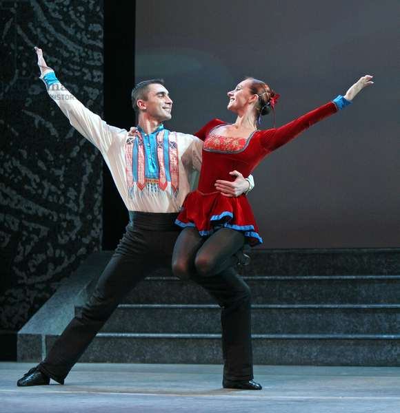 Riverdance. Playhouse Edinburgh (photo)