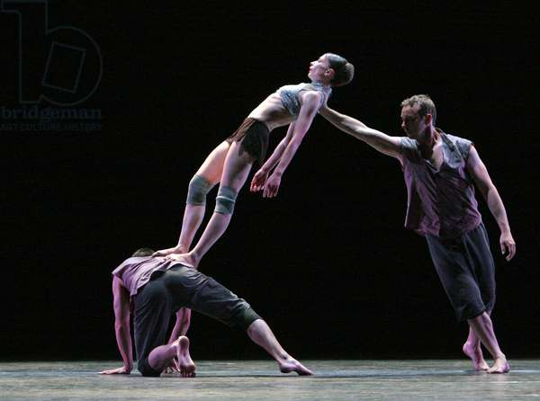 Ballet Boyz - The Greatest Hits!. 'Broken Fall'