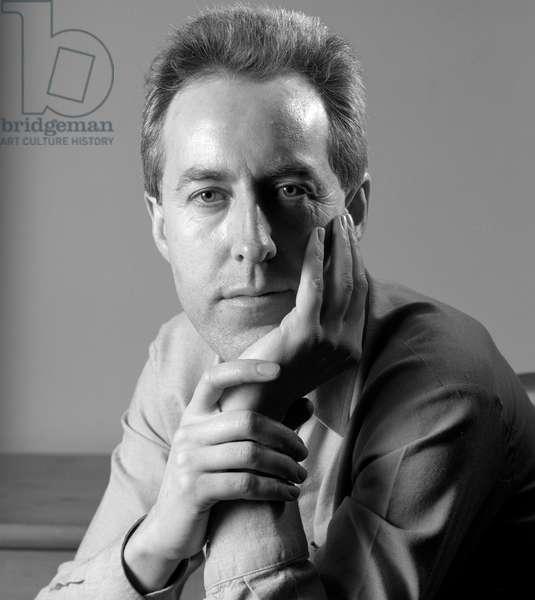 Howard Barker (b/w photo)