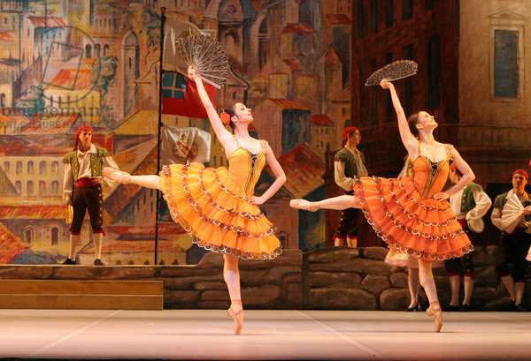 Don Quixote by the Bolshoi Ballet