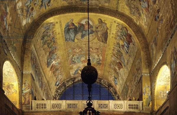 Saint Mark's Basilica, Venice (photo)