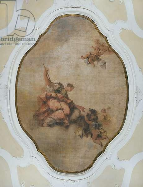 Triumph of Diana (fresco)